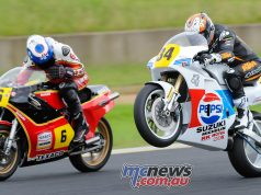 Steve Parish and Jeremy McWilliams