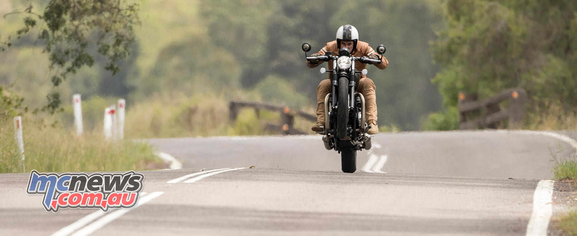 Triumph Bobber - Image by Dean Walters