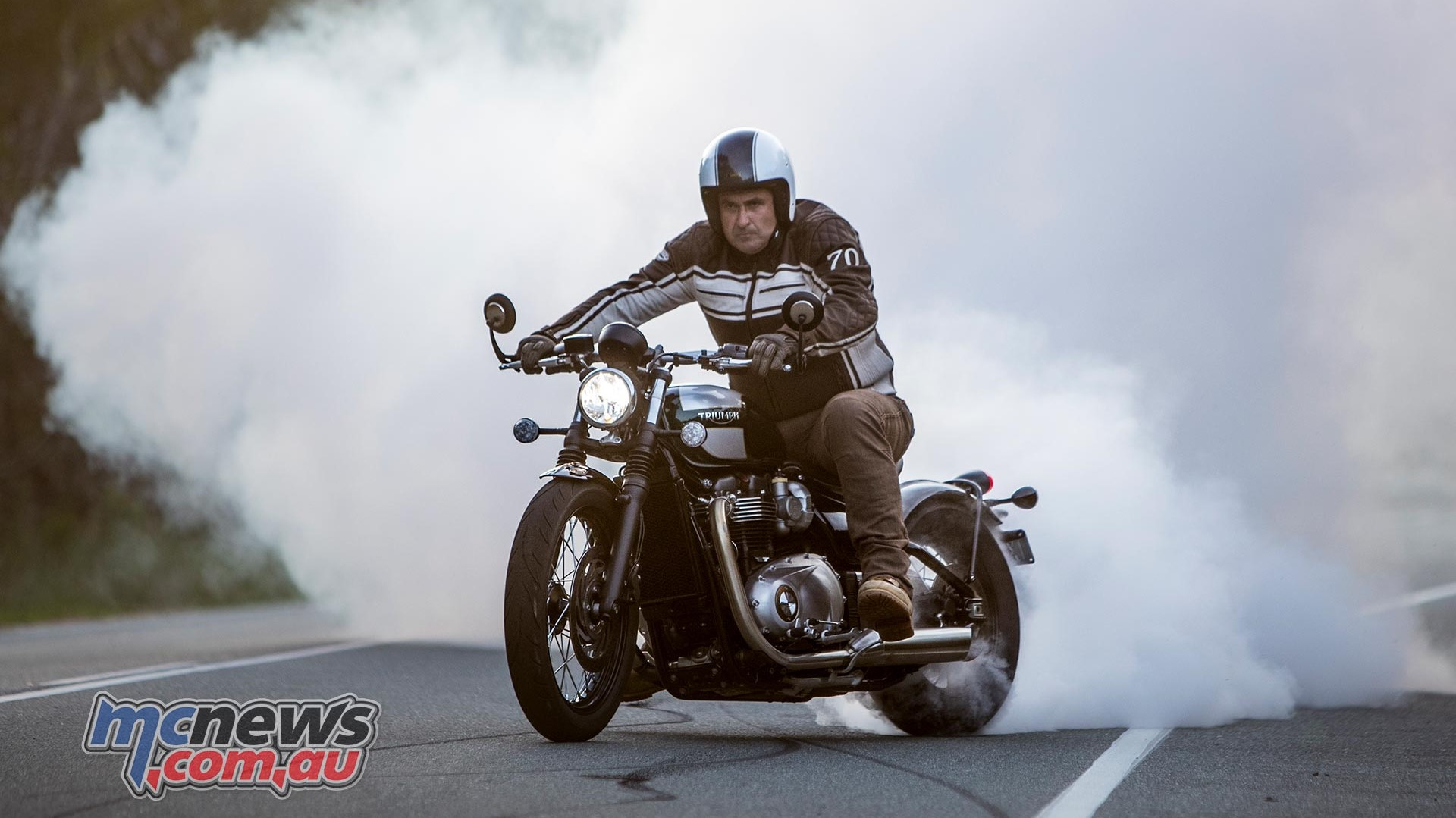 Triumph Bobber Review Does The Show Have Go Mcnewscomau