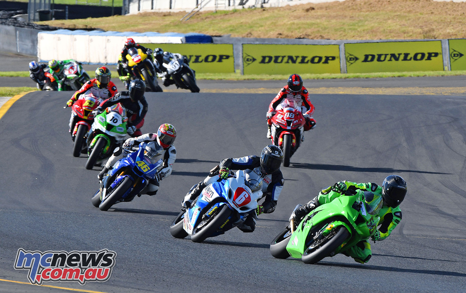 Swann Super Series Rounds 1 & 2 - Sydney Motorsport Park - Image: Keith Muir
