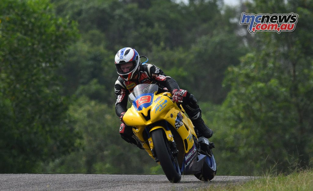 ARRC Supersport 600 - Aaron Morris