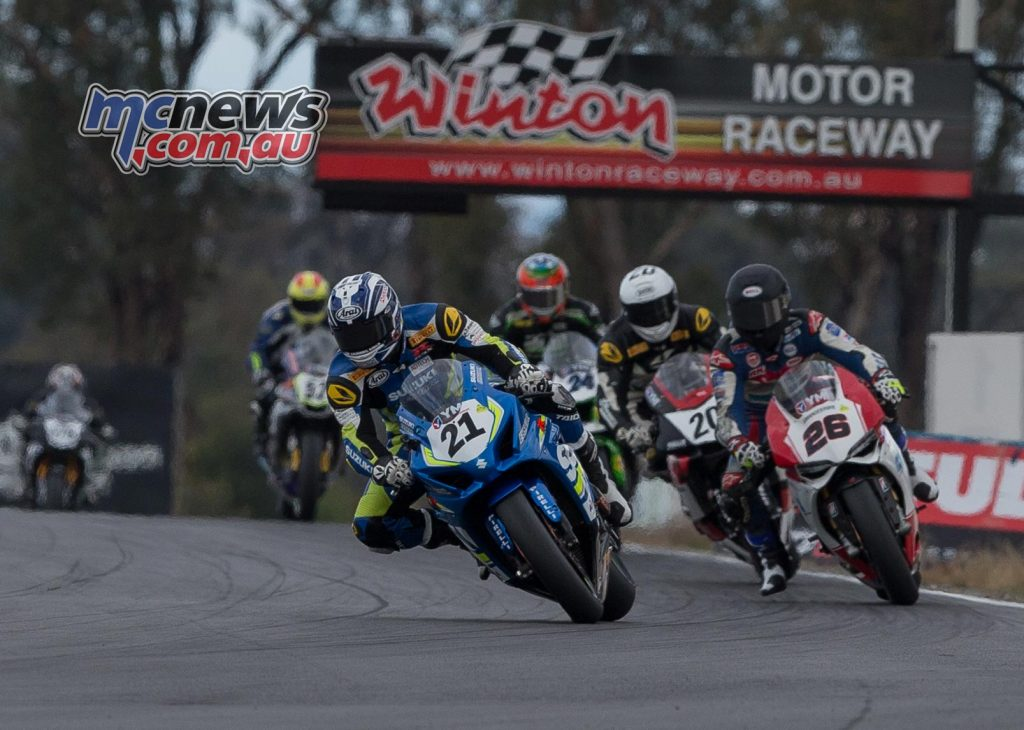 Josh Waters at Winton - Image by TBG Photography