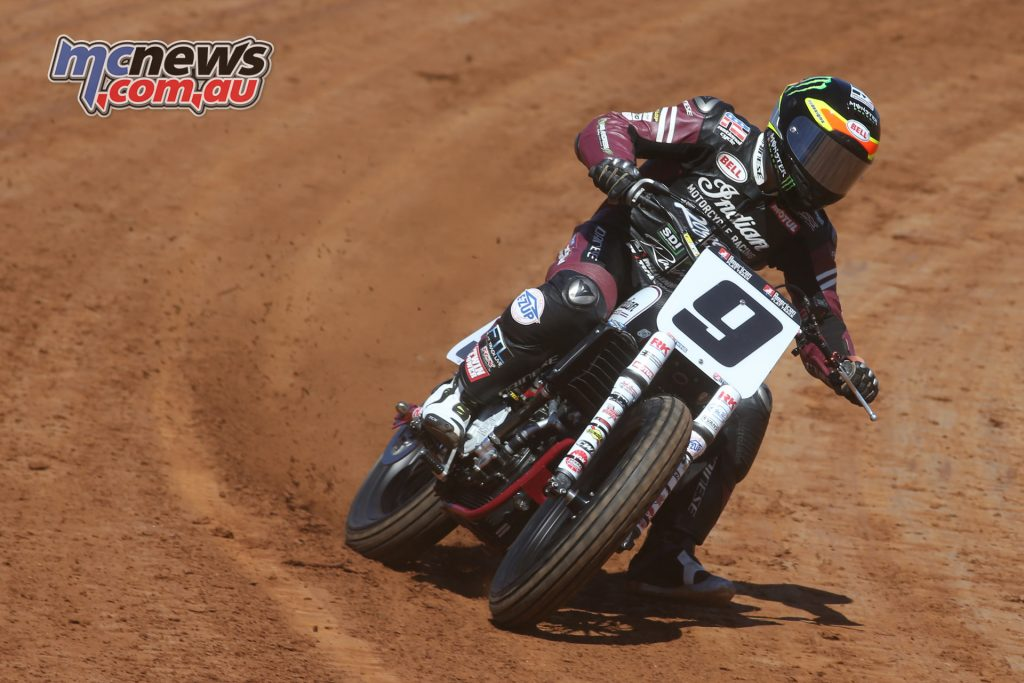 Jared Mees - American Flat Track
