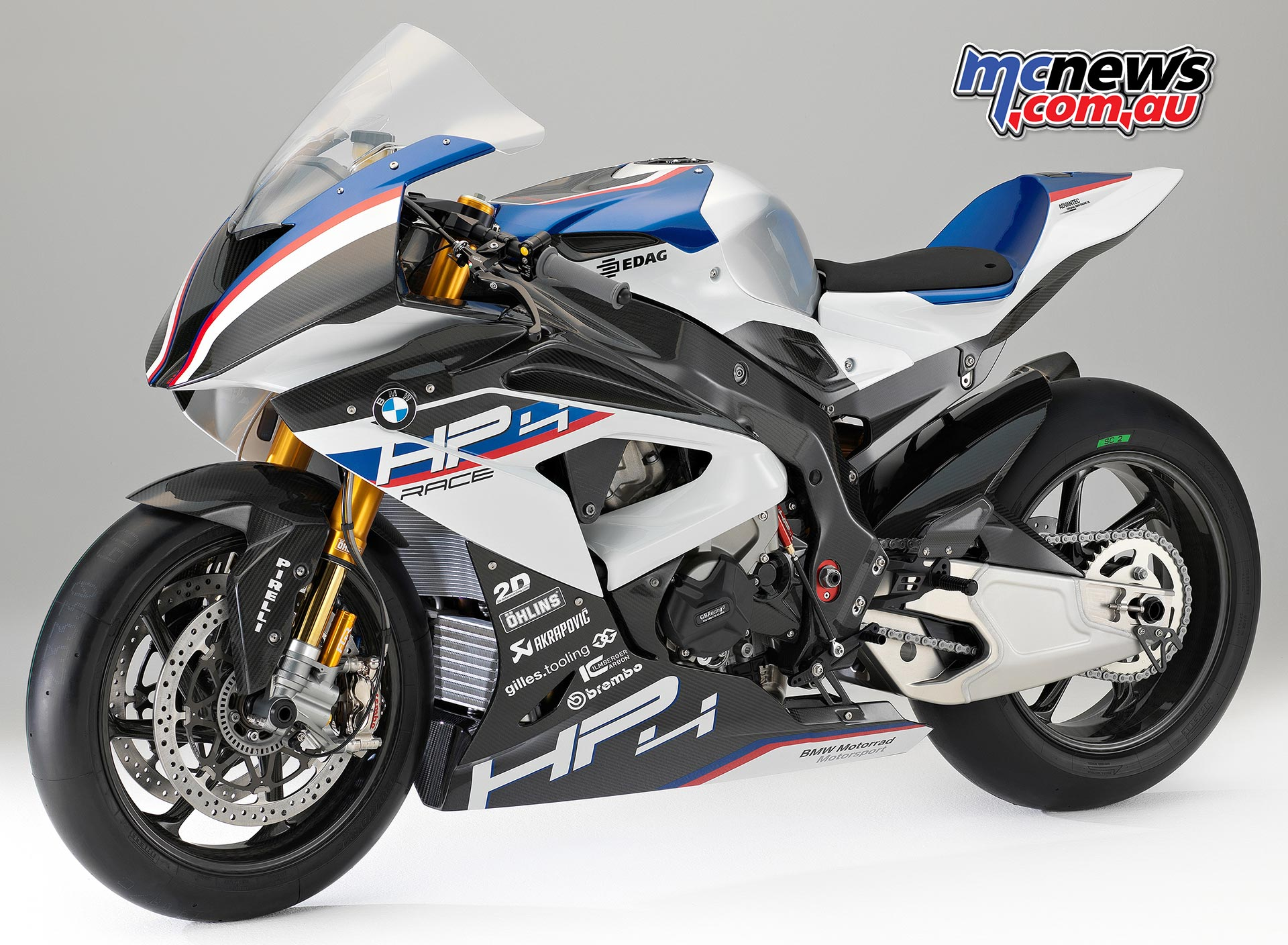 Bmw Hp4 Race Ridden Reviewed Motorcycle News Sport And Reviews
