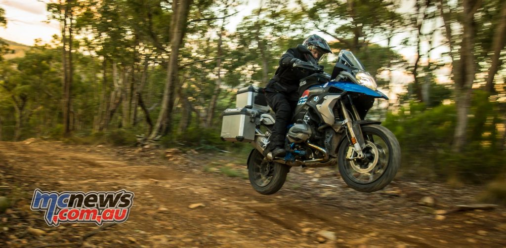Enduro Pro mode offered the best off road performance.