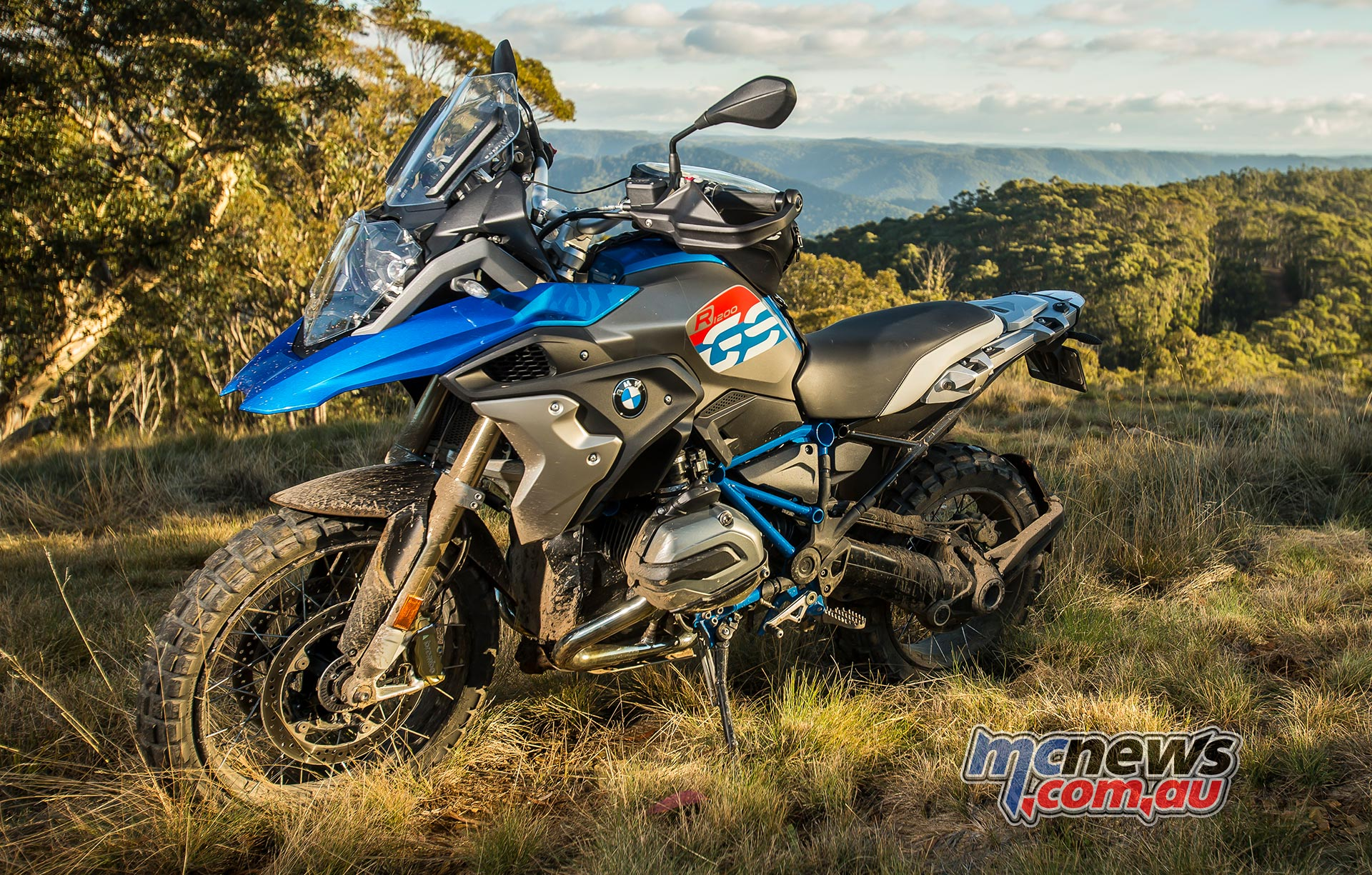 2017 Bmw R 1200 Gs Rallye X Review Mcnews Com Au