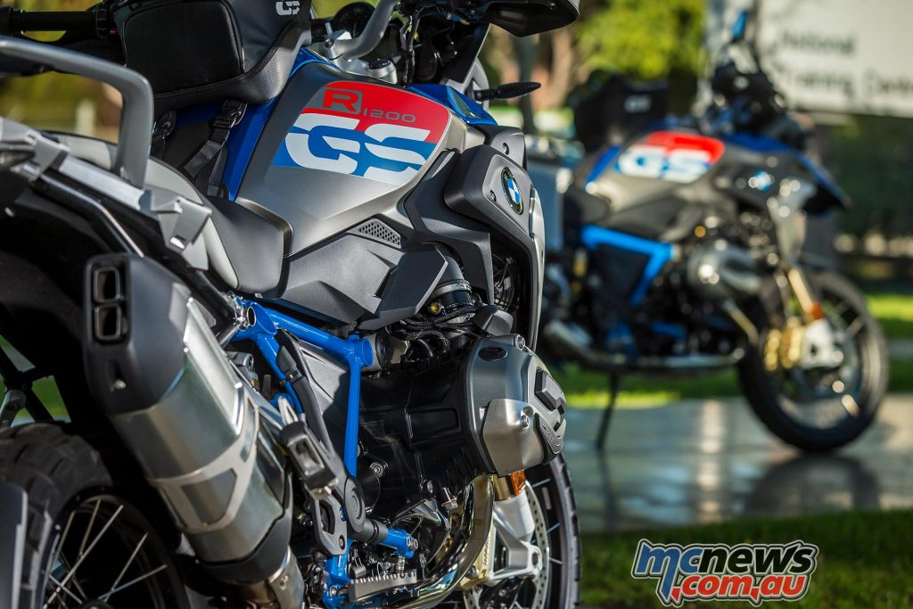 The GS makes up a huge proportion of BMW Motorrad sales worldwide