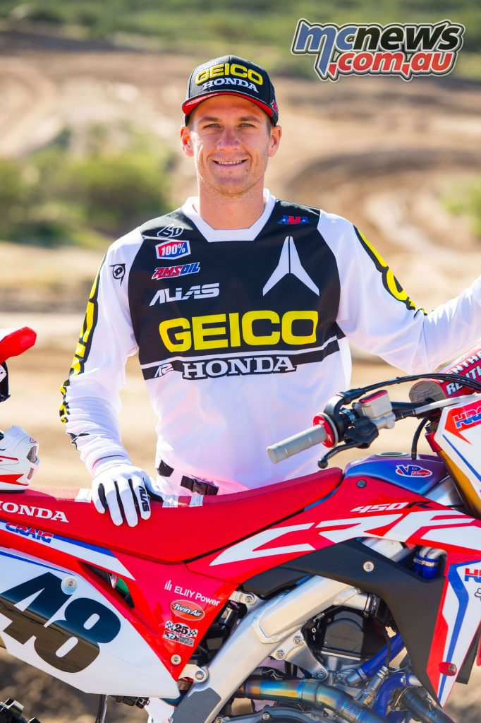 Craig Christian will fill in for Ken Roczen for the Utah AMA SX round