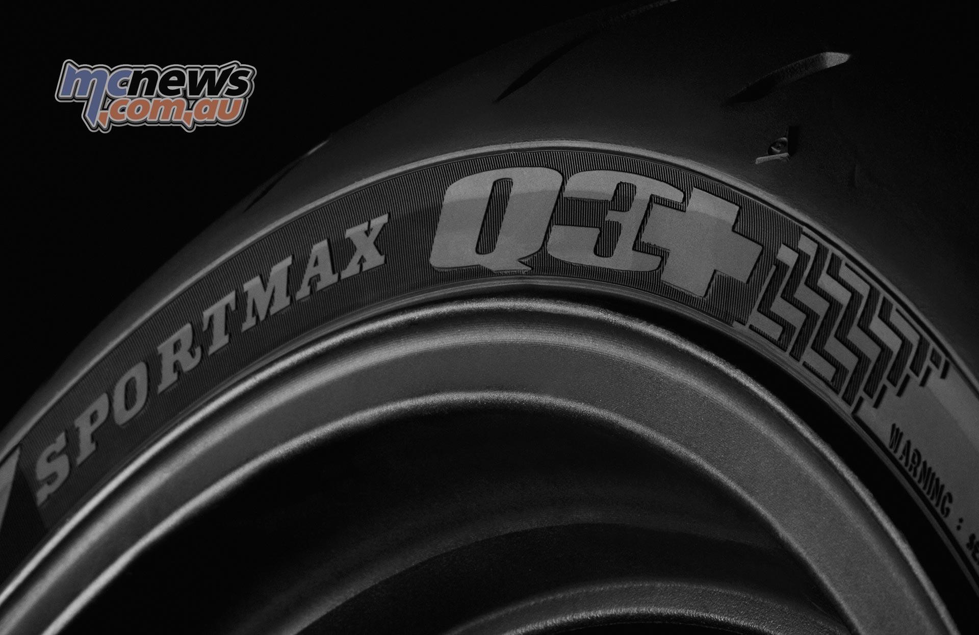 Dunlop's Sportmax Q3+