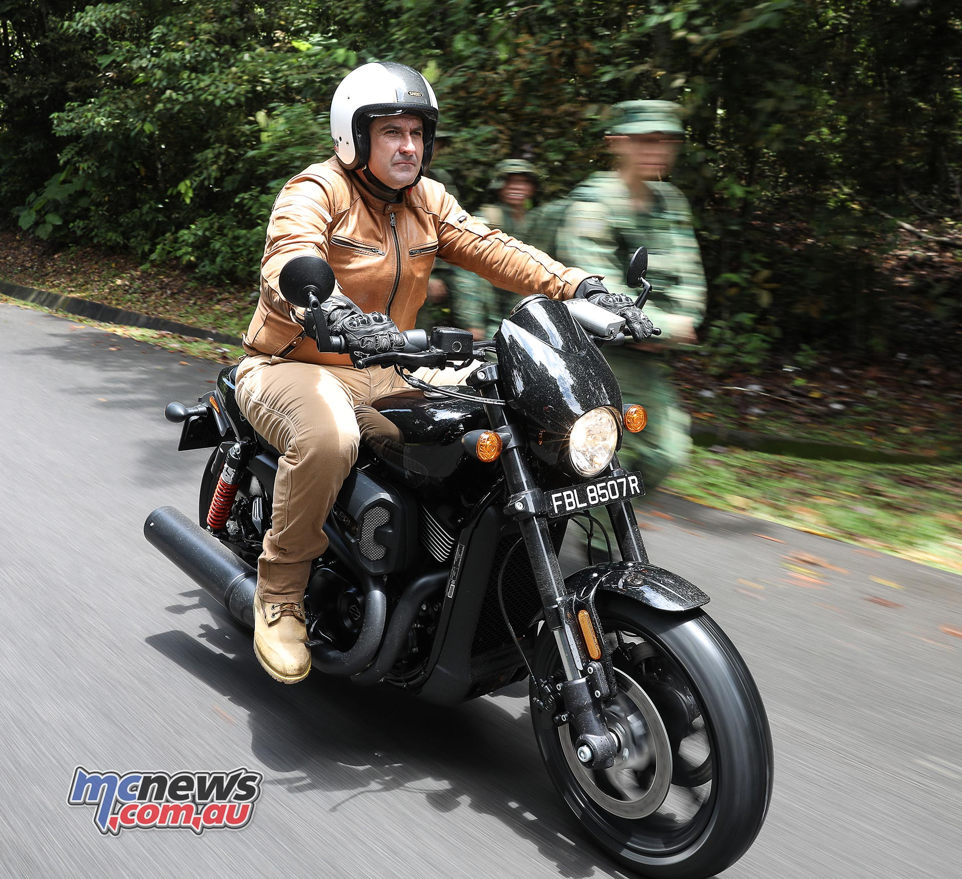 Fabulous Harley Street Rod 750 Tested Mcnews Com Au Pabps2019 Chair Design Images Pabps2019Com