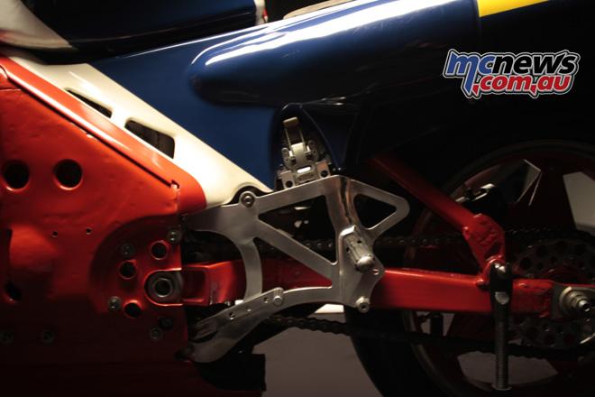 Honda NR500 | Four-stroke tech in a two-stroke world