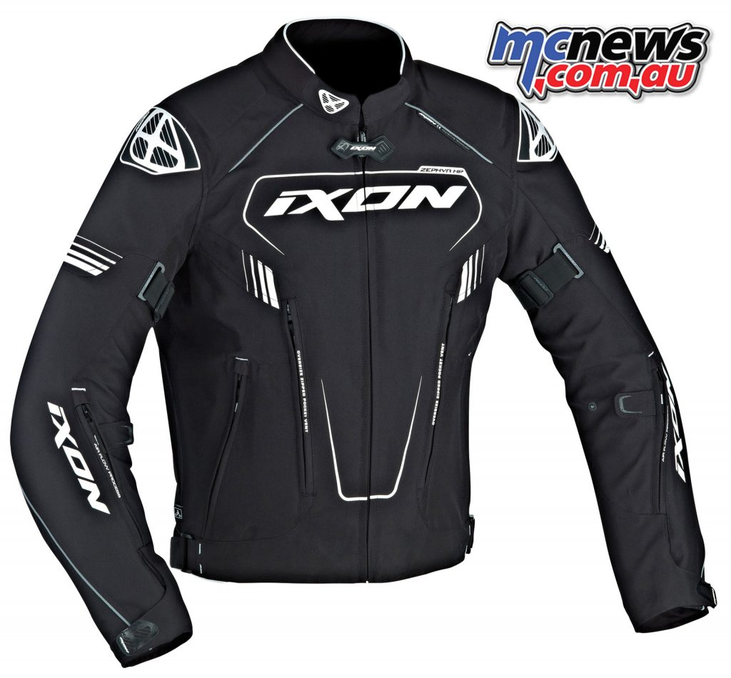 Zephyr HP Textile Motorcycle Jacket
