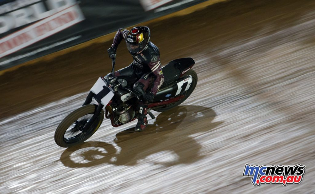 Jared Mees - Image: American Flat Track/Andrea Wilson