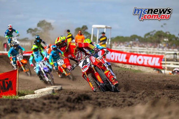 Luke Clout heads to Appin confident, following a strong start to the season at Round 1