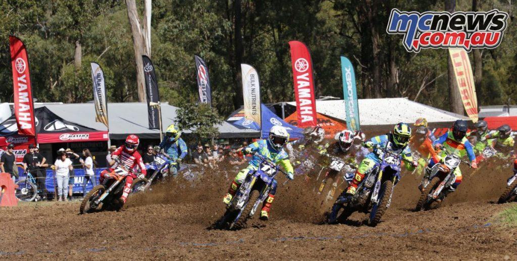 MX2 Field