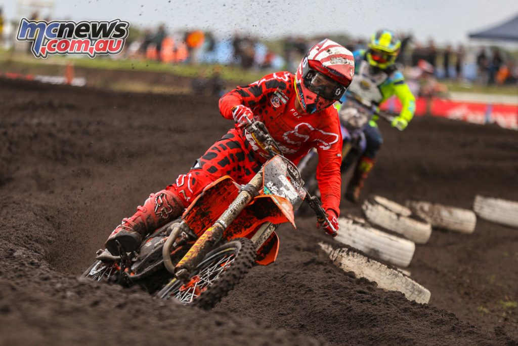 Jayden Rykers - Wonthaggi - Image by MX Nationals