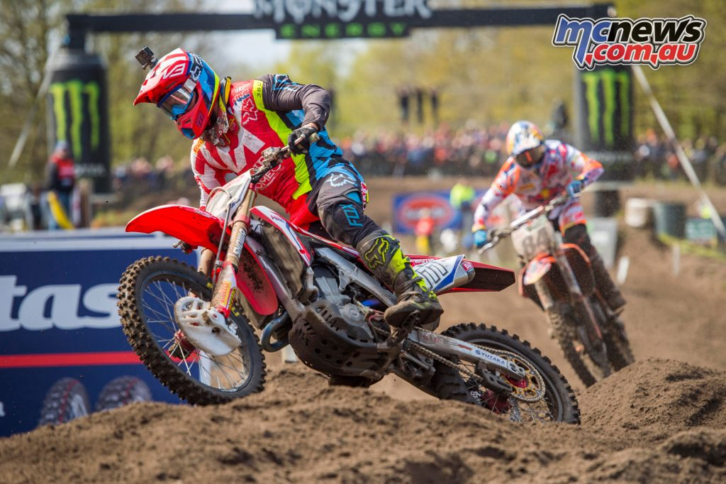 Evgeny Bobryshev dropped from second back to eighth in Race 2