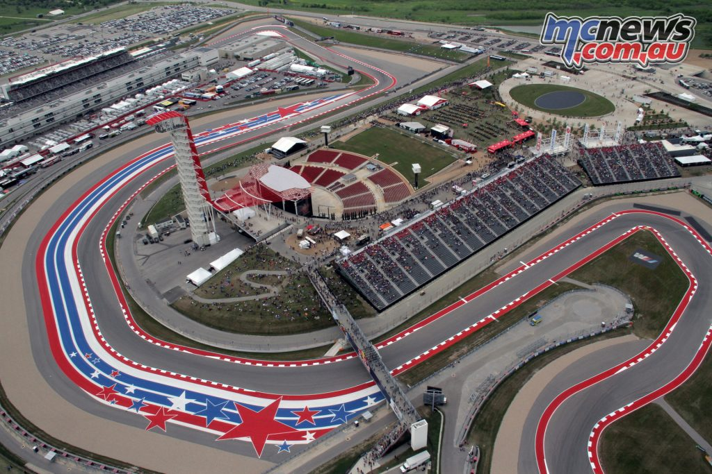 The Circuit of the Americas, Texas