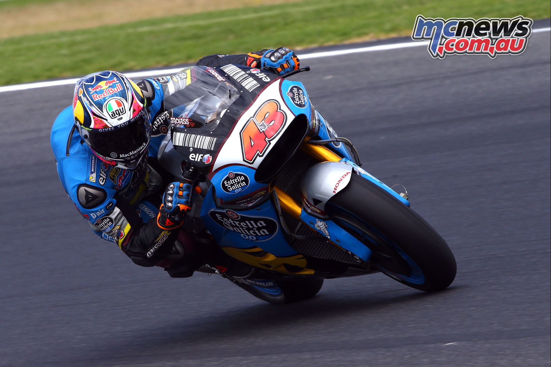 Jack Miller looks to continue strong form at COTA   MCNews.com.au