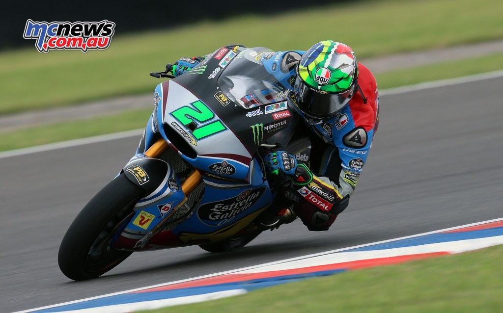 Franco Morbidelli took his second win in a row, making it two for two