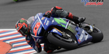 Maverick Vinales continued his form to take a second win in a row
