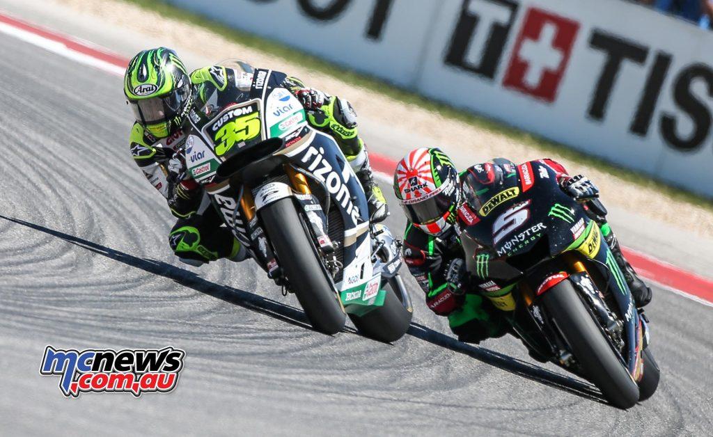 Cal Crutchlow - MotoGP 2017 - Round Three - Circuit of the Americas