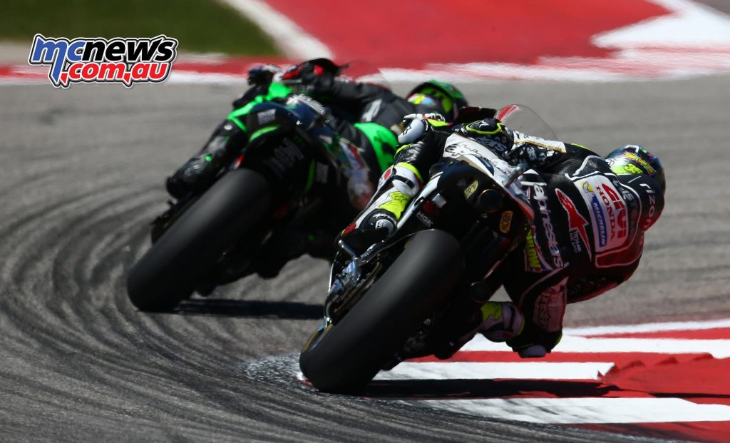 Cal Crutchlow - MotoGP 2017 - COTA - Image by AJRN