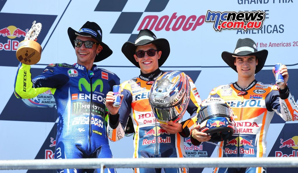 MotoGP 2017 - Round Three - Circuit of the Americas - Image by AJRN