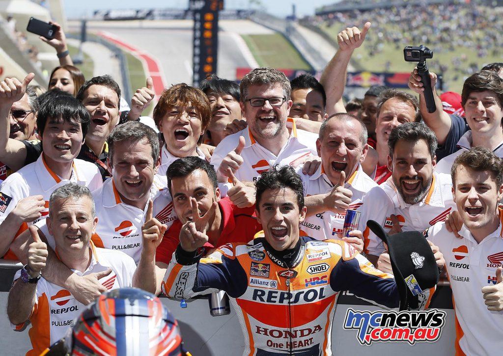 Marc Marquez - MotoGP 2017 - Round Three - Circuit of the Americas