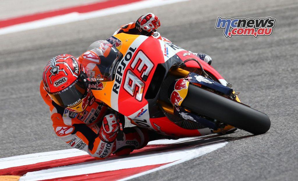 Marc Marquez - MotoGP 2017 - COTA - Image by AJRN
