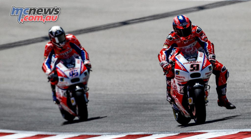 Danilo Petrucci - MotoGP 2017 - Round Three - Circuit of the Americas