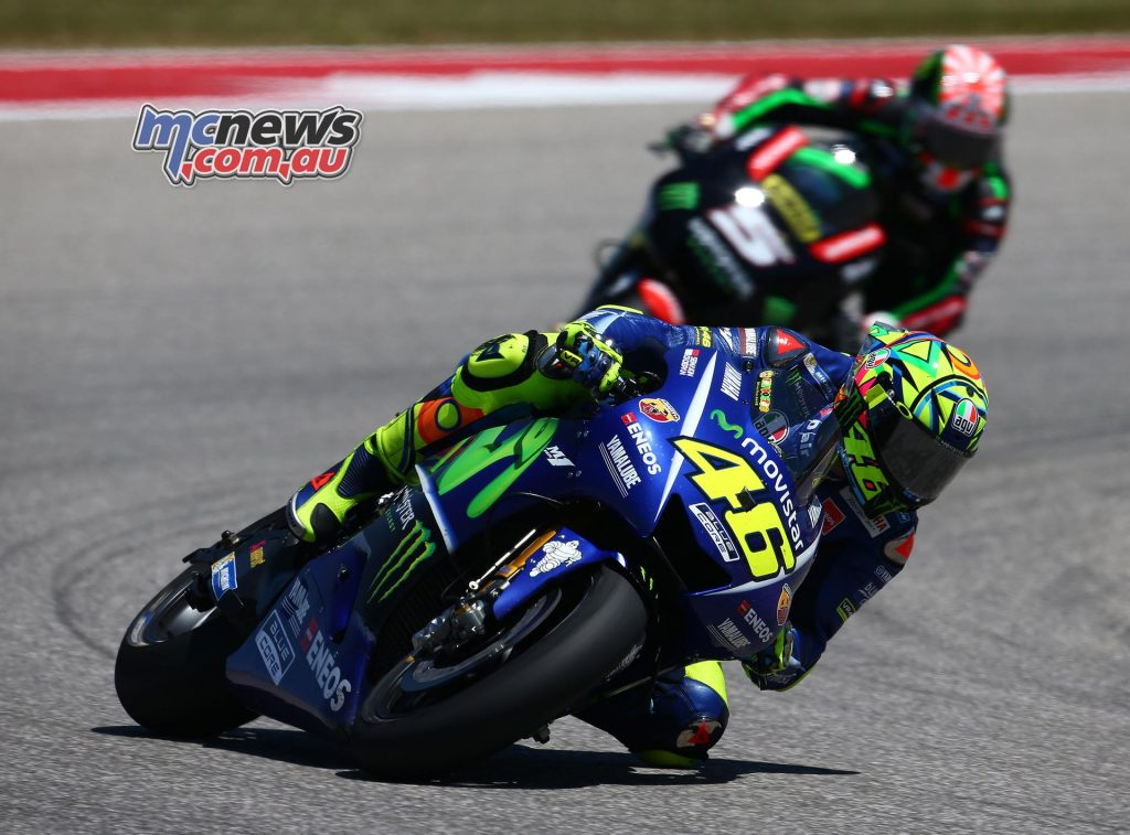 Valentino Rossi - MotoGP 2017 - COTA - Image by AJRN