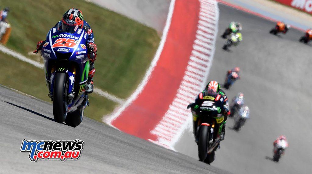 Maverick VInales - MotoGP 2017 - Round Three - Circuit of the Americas