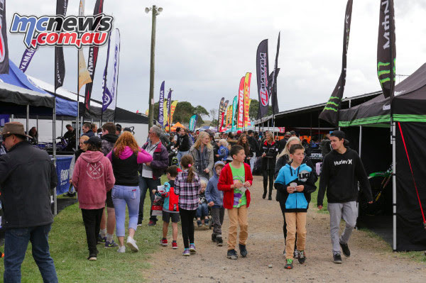 MX Nationals head for Appin