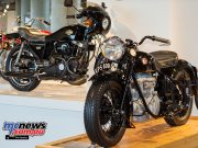 The Barber Vintage Motorsports Museum - Sunbeam and H-D