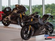 The Barber Vintage Motorsports Museum - 2007 Buell XB RR and 2012 EBR 1190RS