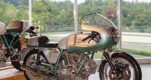 The Barber Vintage Motorsports Museum - Ducati 750SS ' Greenframe'