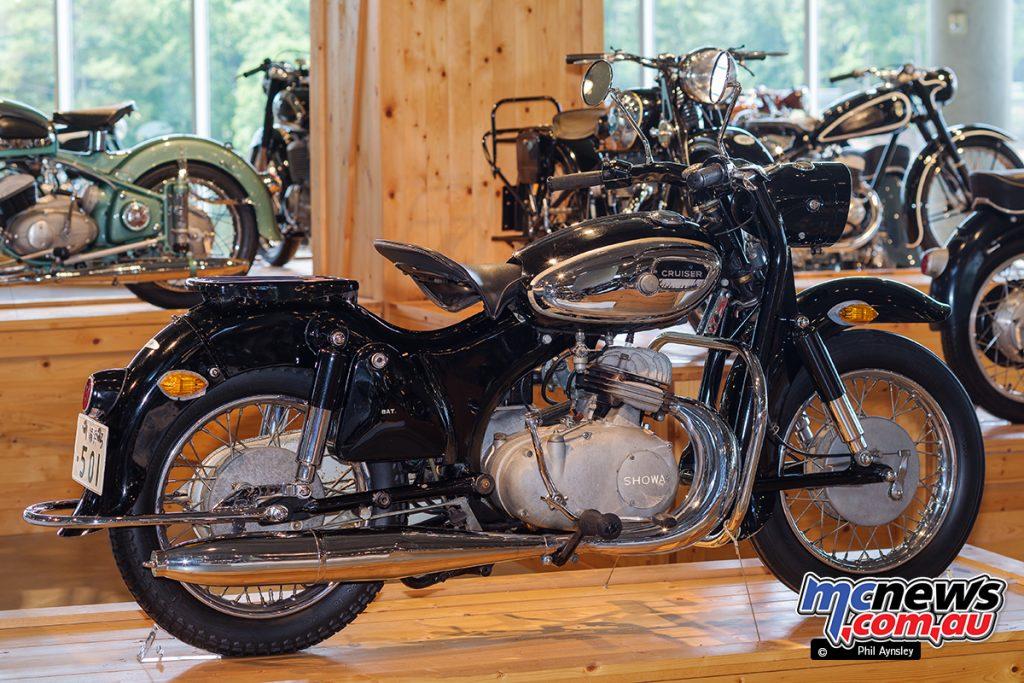The Barber Vintage Motorsports Museum - Showa Cruiser 250