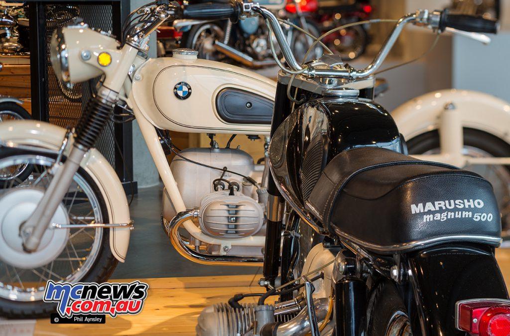 The Barber Vintage Motorsports Museum - Marusho Magnum 500