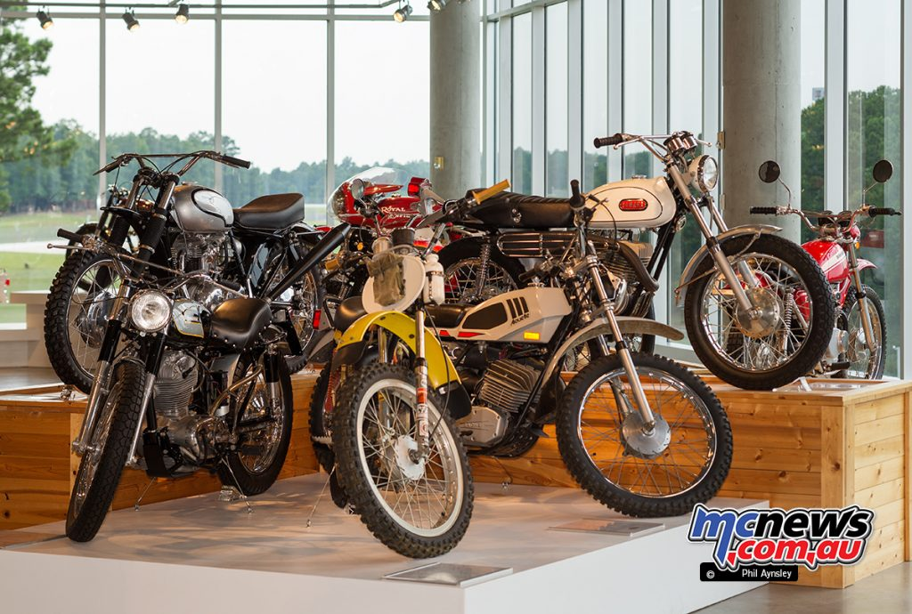 The Barber Vintage Motorsports Museum - The rise of the off road motorcycle