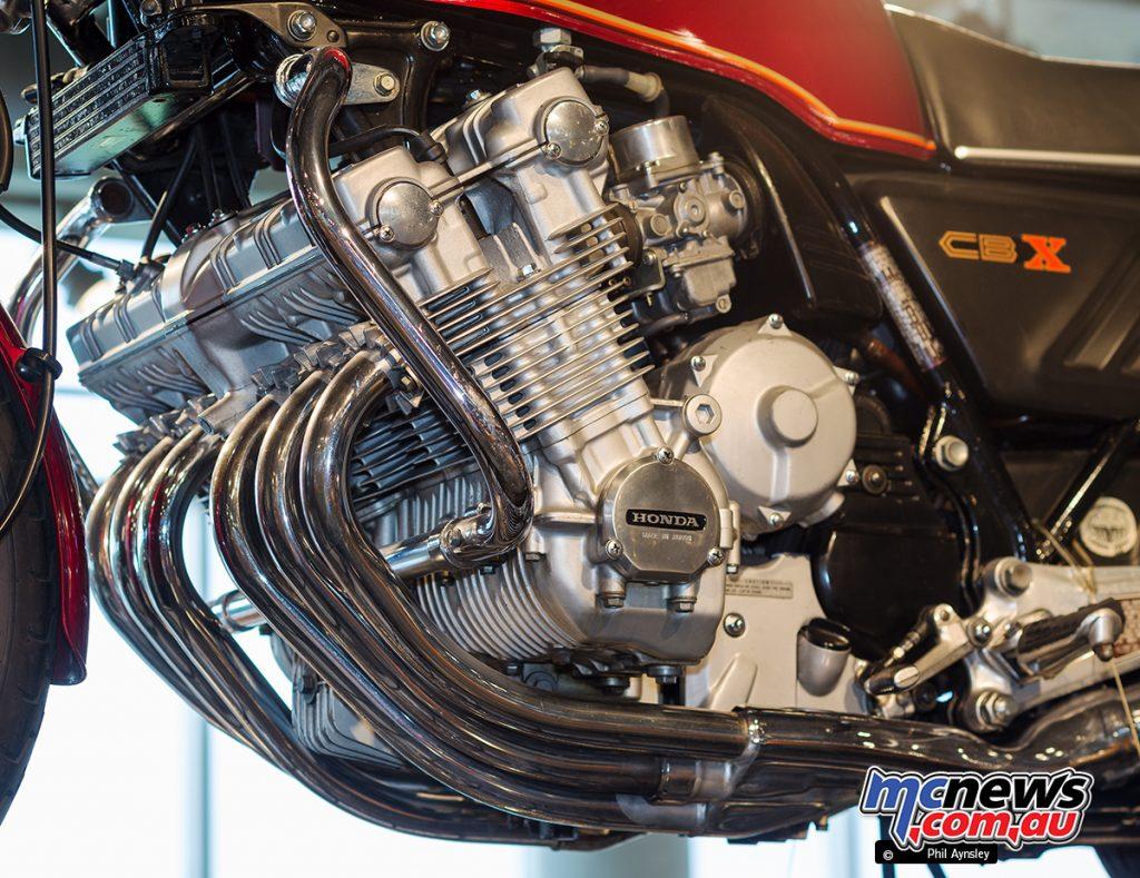 The Barber Vintage Motorsports Museum - Honda CBX1000