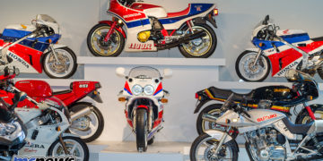 The Barber Vintage Motorsports Museum - Sportsbikes of the '80s