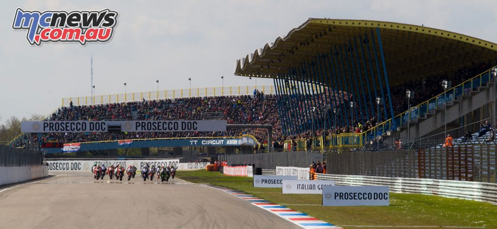 Assen awaits the WSBK field for Round 4 of the 2017 Championship