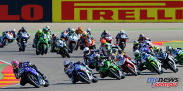 WorldSSP heads to Assen with a narrow margin between the leader and closest rival
