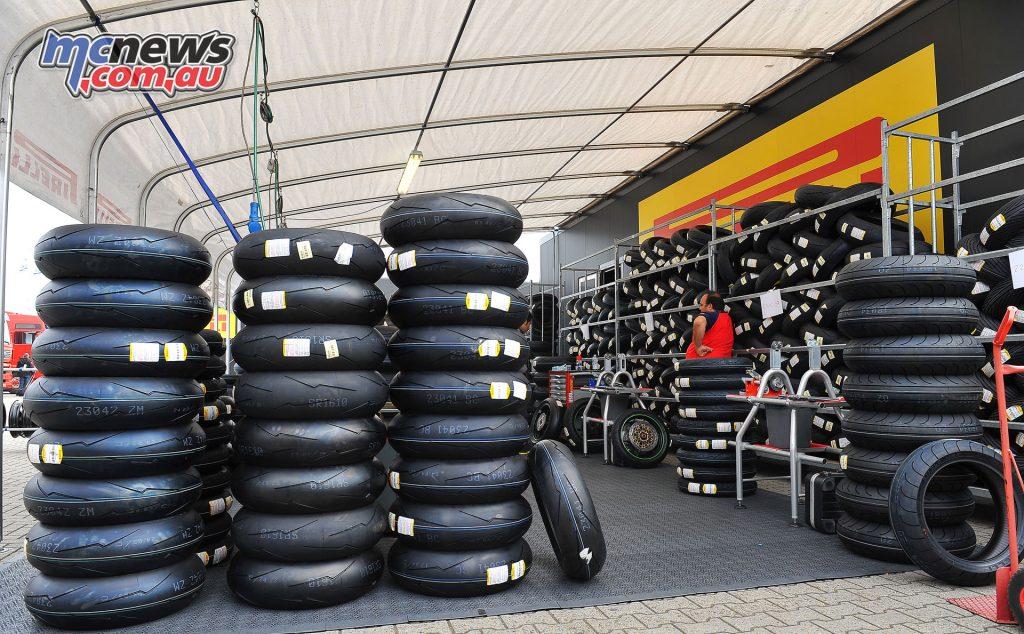 Pirelli at Assen