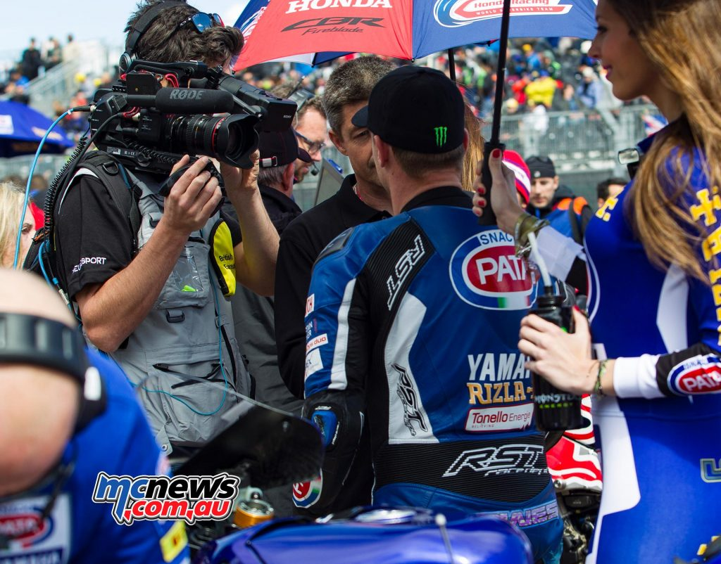 Alex Lowes on the grid