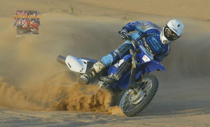 Yamaha WR450F 2-Trac