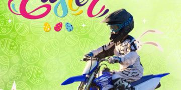 Yamaha's 2017 Easter mini bike promo