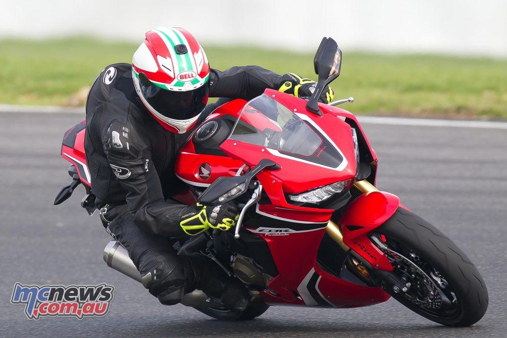 Mark Willis on the new Honda CBR1000RR