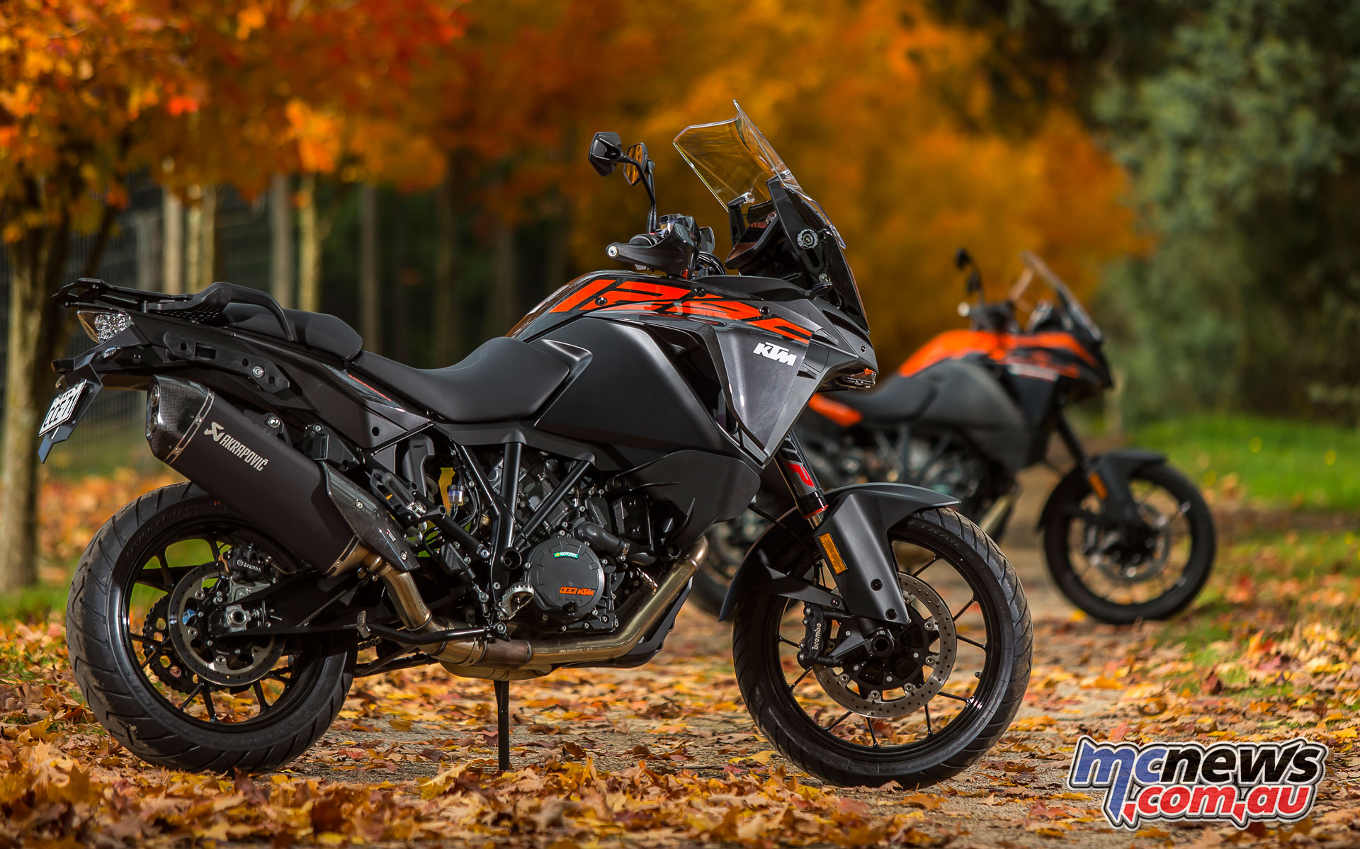 2017 Ktm 1290 Super Adventure S Tested Motorcycle News Sport And Reviews